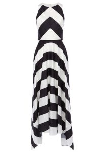 SADIE STRIPE MAXI DRESS £149, COAST (LOWER TEMPLE STREET)
