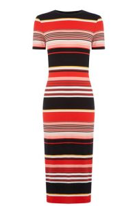 STRIPE T-SHIRT DRESS £35, OASIS (NEW STREET & BULLRING)