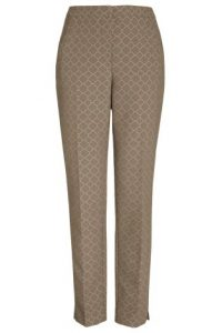 Mink Textured Tapered Trousers - Next - £32