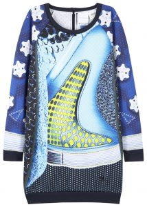 Adidas X Mary Katrantzou neoprene mini dress, £205