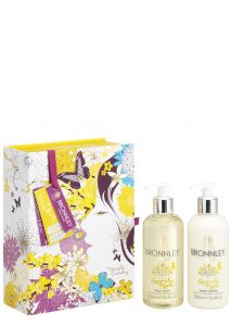 Bronnley Neroli and Lemon gift set, £20