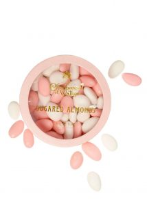 Charbonnel et Walker sugared almonds, £10.95