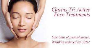 Clarins-triactive-facial