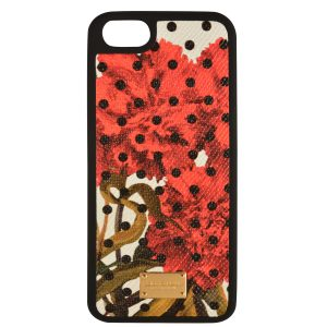 DOLCE & GABBANA Printed Iphone 5 Case - £105