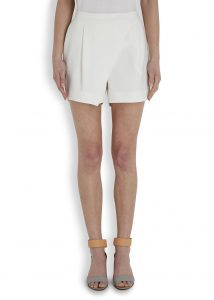 Elizabeth and James twill shorts - were £250, now £125 (online)