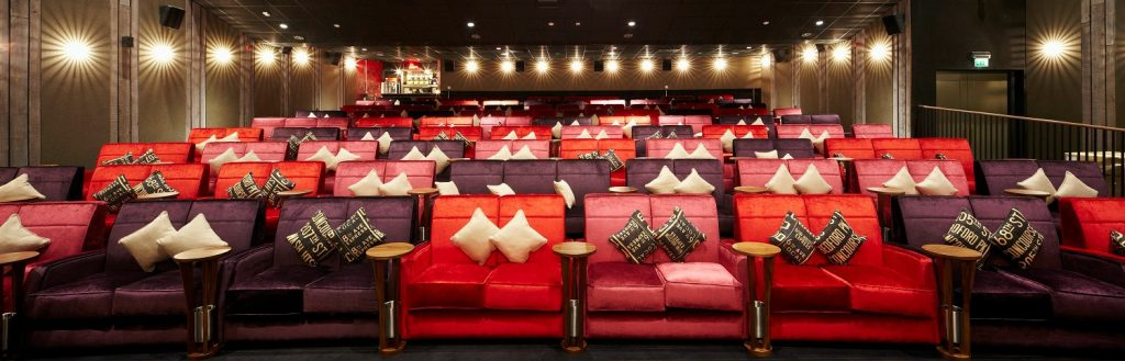 Everyman Cinemas arrives at the Mailbox