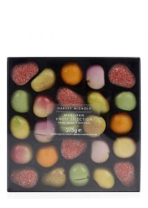 Harvey Nichols traditional marzipan fruits, £14.95