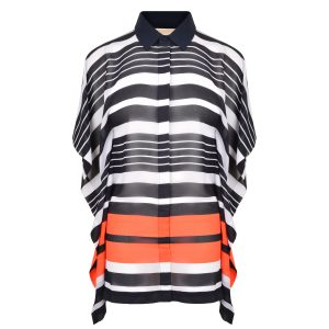 MICHAEL KORS Helsinki Sheer Top - £195