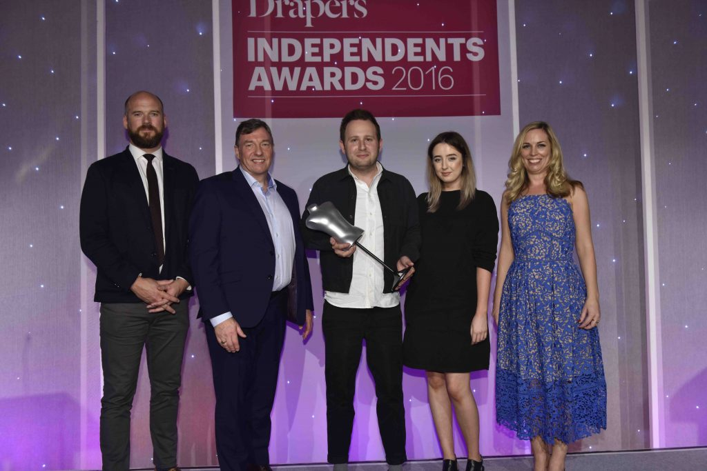 Menswear Independent of the Year - Liquor Store