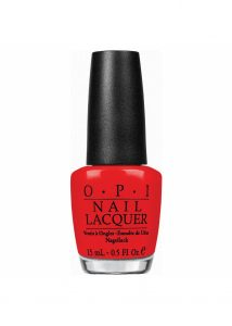 OPI nail lacquer - My Fortune Cookie, £12