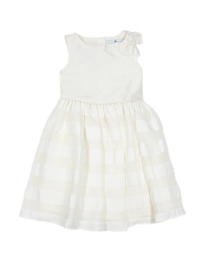 Shadow Striped Dress (1- 7 Years) £28-£30