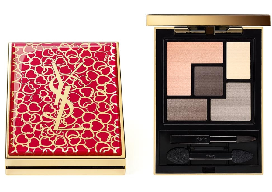 Yves Saint Laurent Limited Edition Chinese New Year Palette, £48 (online at harveynichols.com)
