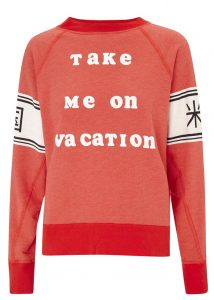 Wildfox sweatshirt - was £110, now £55
