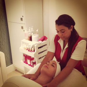 Clarins Spa - Debenhams