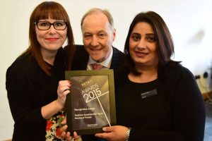w186 Recognition Award, Fashion Accessories Team, House of Fraser